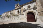 Church of Duenas, Palencia, Castilla y Leon, Spain — Stock Photo