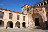 Collegiate church of Santa Juliana, Santillana del Mar, Cantabri — Foto Stock