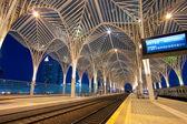 Orient station Lisbon, Portugal — Stock Photo