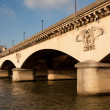 Pont d'Iena, Paris, Ile de France, France — Stock Photo #20165277