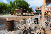 Plaza de avilés, asturias, españa — Foto de Stock