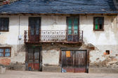 Architecture of Las Omanas, Leon, Castilla y Leon, Spain — 图库照片