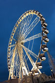 Grand wheel, Paris, Ile de France, France — Zdjęcie stockowe