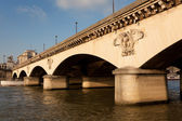 Pont d'Iena, Paris, Ile de France, France — Stock Photo
