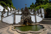 Bom Jesus Do Monte, Braga, Portugal — Stock Photo