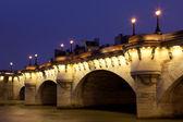 Pont Neuf, Paris, Ile de France, France — Foto de Stock