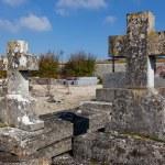 Cemetery of Paroy, Seine, et Marne, Ile de France, France — Stock Photo #22848052