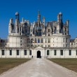 Stock Photo: Chambord castle, Loire et cher, France