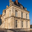 Fontainebleau castle, Seine et marne, Ile de France, France — Stock Photo