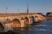 Bridge of Blois, Loir et cher, France — Stock Photo