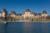 Fontainebleau castelo, seine et marne, ile de france, frança — Foto Stock