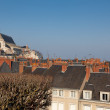 Stock Photo: Panoramic of Blois, Loir et cher, France