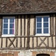 Architecture of Les Andelys, Haute Normandie, France — Stock Photo #26608973