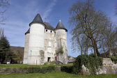 Castle of Vernon, Haute Normandie, France — Stock Photo