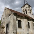 Church of Themericourt, Val d'oise, Ile de France, France — Stock Photo #26611611