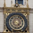 Gros horloge, Rouen,  Seine-maritime, Haute-Normandie, France — Stock Photo
