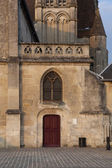 Church of Crepy en Vallois, Picardie, France — Stock Photo