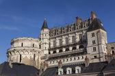 Castle of Amboise, Indre et Loira, Centre, France — Stock Photo
