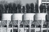 パリでは、イル業界・ ド ・ フランス, フランス — ストック写真