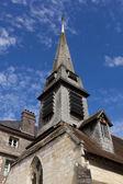 Tower of Honfleur, Calvados, Basse Normandie, France — Stock Photo