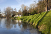 Mill of Ande, Haute-Normandie, France — Stock Photo