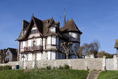 House in Les Andelys, Eure, Haute-Normandie, France — Stock Photo