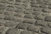 Les Invalides paved, Paris, Ile de France, France — Stock Photo