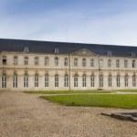 Abbaye Notre-Dame du Bec, Le Bec-Hellouin, Eure, Haute-Normandie — Stock Photo #32706415
