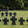 Stock Photo: Germcemetery, LCambe, Normandy, France