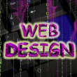 Web design — Foto Stock #32830511