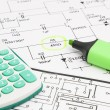 Stock Photo: Design of electronic project