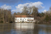Water mill, Olivet, Loiret, France — Stock Photo