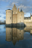 Castle of Sully-Sur-Loire, Loiret, France — Stock Photo