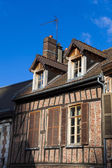 Architecture of Amiens, Picardy, France — Stock Photo