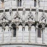 Baptistery, Piazza dei Miracoli, Pisa, Tuscany, Italy — Stock Photo #48791997