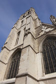 Cathedrale Sts Michel et Gudule, Brussels, Belgium — Stock Photo