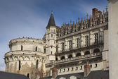 Castle of Amboise, Loire et cher, Centre, France — Stock Photo