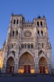 Cathedral of Amiens, Picardy, France — Stock Photo