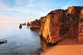 ポルトガル、アルガルヴェのビーチ — ストック写真