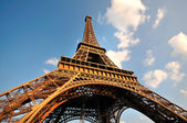 Torre eiffel, parís — Foto de Stock