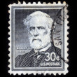 Stock Photo: Portrait General Robert E. Lee