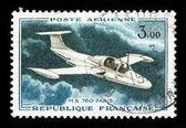 Segelflugzeug-ms-760-paris — Stockfoto