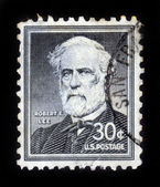 Portrait General Robert E. Lee — Stok fotoğraf