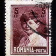 Michael - King of Romania - Stock Photo