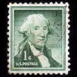 Foto de Stock  : Portrait of George Washington