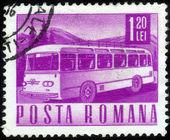 Retro bus — Stock Photo