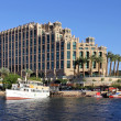Stock Photo: Hilton Eilat Queen Of ShebHotel