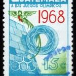 Постер, плакат: Guatemala olimpic games 68