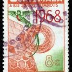 Guatemala , olimpic games 1968 — Stock Photo #13164006