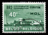 Atomic Nuclear Research Center at Mol, Belgium — Stock Photo